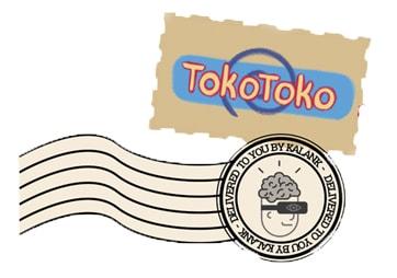 Post tamp of TokoToko and Kalank
